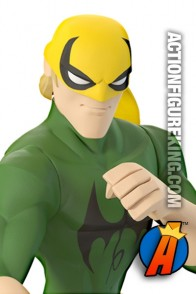 Disney Infinity 2.0 Marvel Super Heroes Iron Fist figure.
