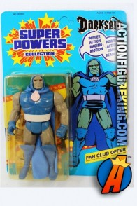 Kenner Super Powers Collection Darkseid action figure.
