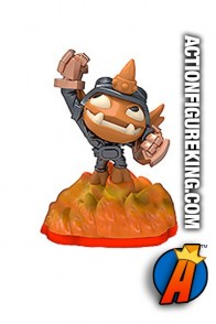 Skylanders Trap Team Small Fry figure from Activision.