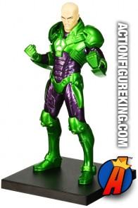 Kotobukiya DC COMICS NEW 52 LEX LUTHOR ArtFX Statue.