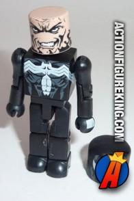 2 2/16 inch Marvel Minimates Venom figure from the Dark Avengers Box Set.