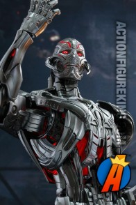Avengers Ultron Prime action figure from Hot Toys.