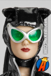 Tonner 13-inch dresed Catwoman action figure.