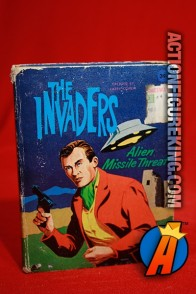 The Invaders A Big Little Book from Whitman.