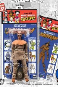Mego Retro Style Kresge Scarecrow Action Figure.