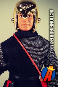 Mego 8-inch Star Trek Romulan alien action figure.