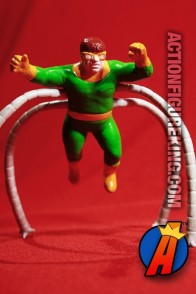 MARVEL Spider-Man villain DOC OCK 1991 PVC figure.