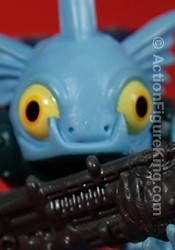 Skylanders Spyro's Adventure First Edition Gill Grunt figure from Activision.