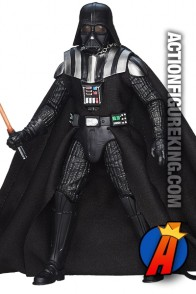 STAR WARS 6-Inch Scale Black Series DARTH VADER figure from HASBRO.