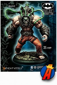Batman Knight Models BANE 35mm Miniature Metal Figure.