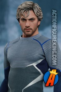 Avengers Age of Ultron Quicksilver action figure by Hot Toys.