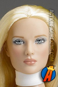 2011 White Queen action figure from Tonner Doll.