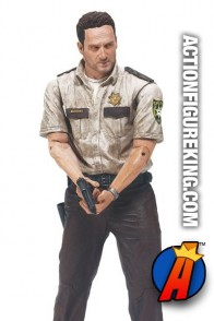 The Walking Dead TV Series 1 Rick Grimes by McFarlane Toys.