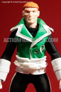 Green Lantern Guy Gardner in a Megolike 8 inch format from Mattel.