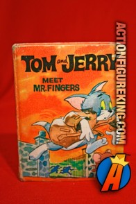 Tom and Jerry Meet Mr. Fingers A Big Little Book from Whitman.