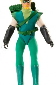 Mattel 8 Inch Retro-Action Green-Arrow Actoin Figure