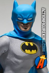 17.5-Inch Tonner Batman action figure with highly detailed outfit.