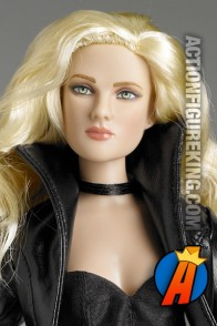 Black Canary 13-inch dressed Tonner figure.