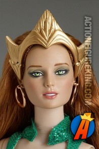 Tonner 16-inch New 52 Mera of Atlantis figure.