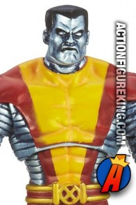 Marvel Universe X-Men 3.75 inch Colossus action figure from Hasbro.