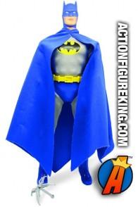 TARGET EXCLUSIVE DC COMICS 14-Inch BATMAN ACTION FIGURE (Blue Version) from Mego