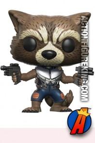 Funko Pop! Marvel GOTG Vol. 2 ROCKET RACCOON Gamestop Exclusive Figure.