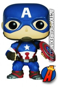 Funko Pop! Marvel Avengers 2 CAPTAIN AMERICA Vinyl Figure.