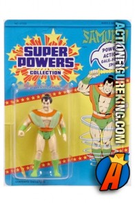 Kenner DC Comics Super Powers Collection 4.5-inch Samurai action figure.