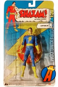 DC Direct 6-inch scale Captain Marvel Jr. action figure.