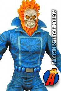 Diamond Select presents this Marvel Select 7-inch Ghost Rider action figure.