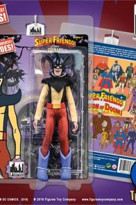 Figures Toy Company eight inch Super Friends Toyman figure.