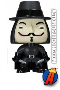 Funko Pop! Movies V for Vendetta vinyl bobblehead figure number ten.
