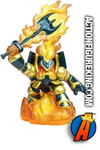 Skylanders Giants Legendary Ignitor figure from Activision.
