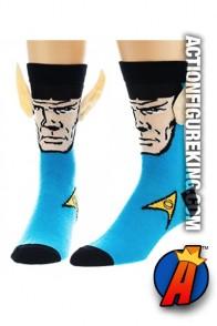 STAR TREK Crew Socks – Mr. SPOCK with Ears.