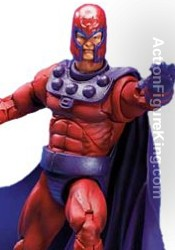 Marvel Legends Series 3 Magneto Action Figure from Toybiz.