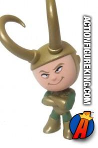 Funko Marvel Mystery Minis Loki bobblehead figure.