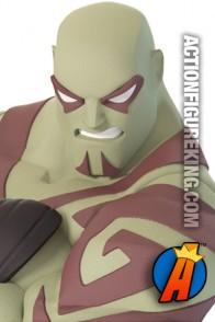 Disney Infinity 2.0 Marvel's GOTG Drax figure.