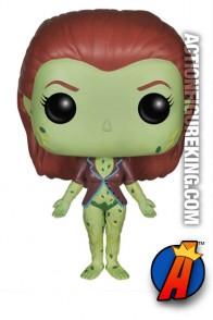 Funko Pop! Heroes Arkham Asylum Poison Ivy vinyl bobblehead figure.