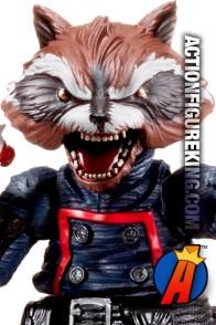 Marvel Legends Rocket Raccoon action figure from Hasbro.