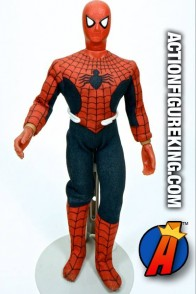 MARVEL COMICS 12-Inch SPIDER-MAN Action Figure from MEGO.