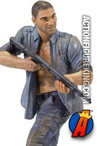 The Walking Dead TV Series 2 Shane Walsh action figure by McFarlane Toys.