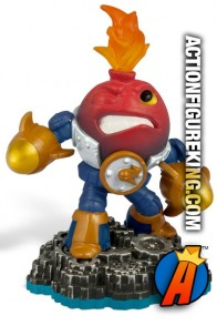 Swap-Force Lightcore Countdown figure from Skylanders and Activision.