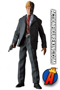 BATMAN: The Dark Knight Real Action Heroes TWO-FACE figure from MEDICOM.
