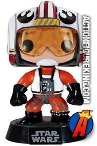 Funko Pop! STAR WARS LUKE SKYWALKER X-Wing Pilot Figure No. 17.