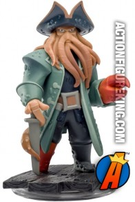 Disney Infinity Davy Jones gamepiece.