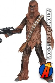 STAR WARS 6-Inch Scale Black Series CHEWBACCA action figure from HASBRO.