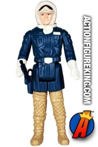 12-Inch Jumbo KENNER HAN SOLO in Hoth Outfit Action Figure.