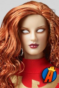 From the pages of the X-Men comes this Dark Phoenix dressed figure by Tonner.