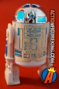 Kenner 3.75-inch Star Wars R2-D2 action figure.