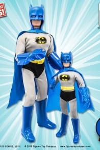 2018 Figures Toy Co. 12-INCH SCALE MEGO DC COMICS BATMAN ACTION FIGURE